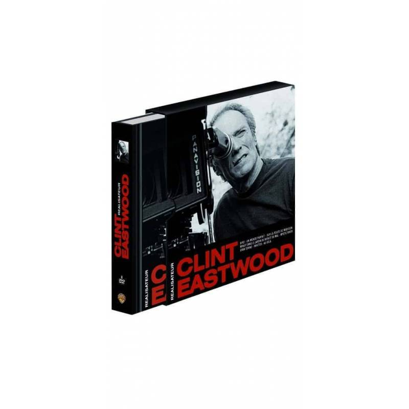 CLINT EASTWOOD - DIRECTOR BOX [LIMITED EDITION]