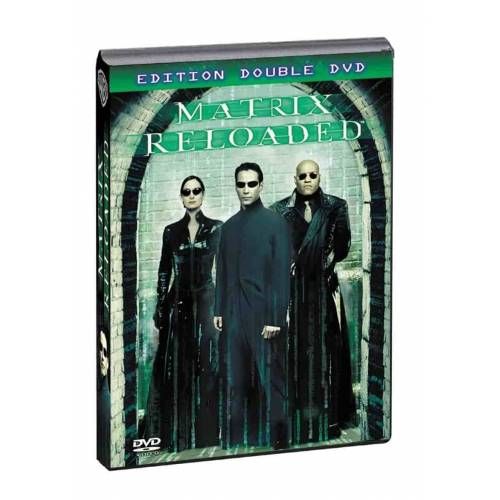 DVD - MATRIX RELOADED 2DVD