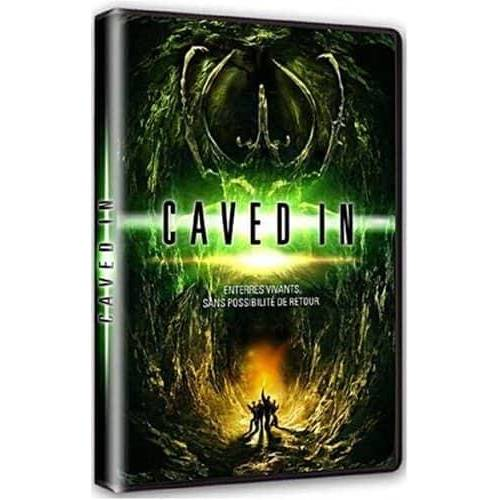 DVD - Caved in