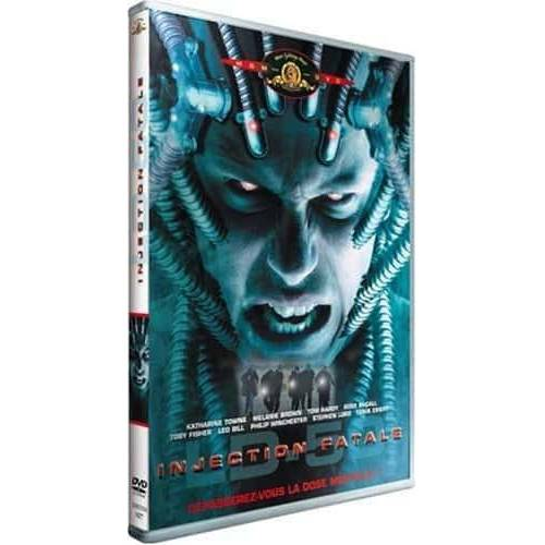 DVD - Injection fatale