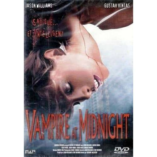 DVD - Vampire at midnight