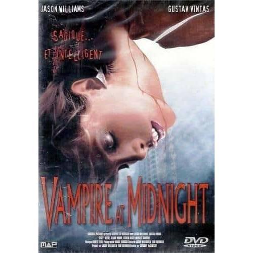 DVD - Vampire at midnight