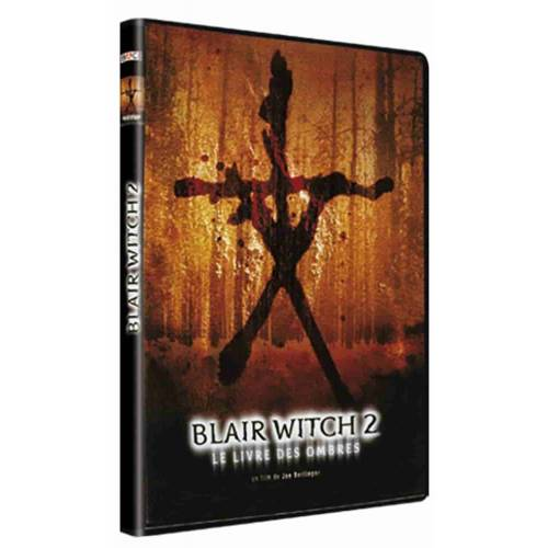 DVD - BLAIR WITCH 2: BOOK OF SHADOWS