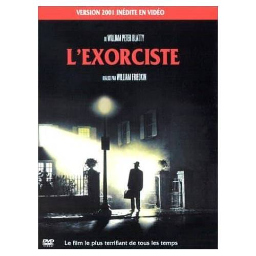 DVD - L'exorciste : Version intégrale
