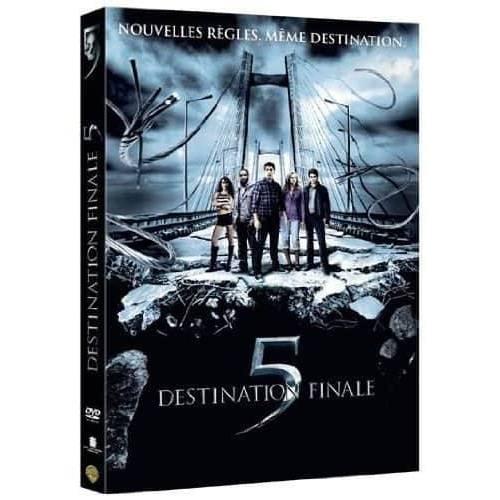 DVD - Destination finale 5