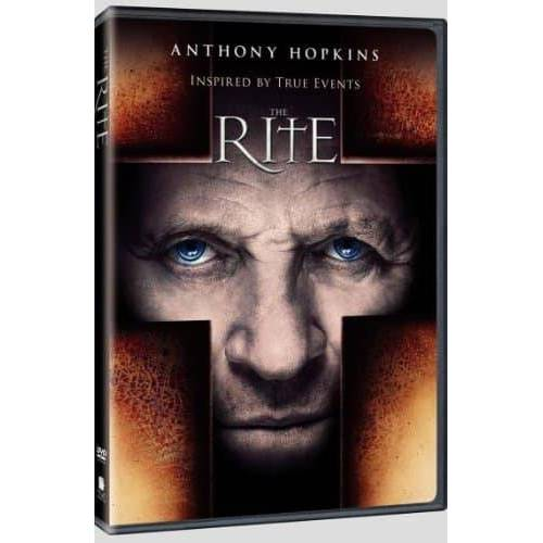 DVD - The rite