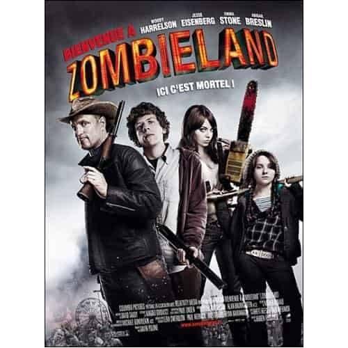 DVD - Bienvenue à Zombieland
