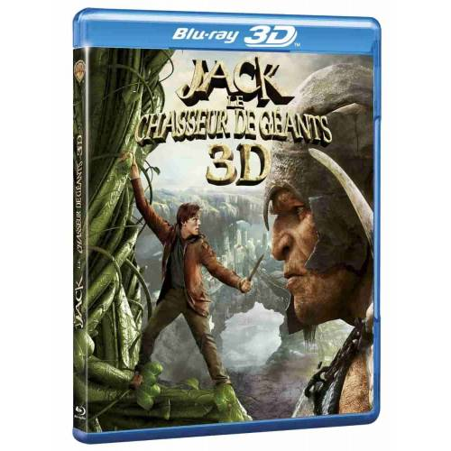 Blu-ray - Jack the Giant Killer - Blu-ray 3D