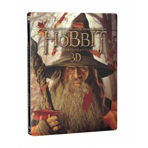 Blu-ray - Le Hobbit : un voyage inattendu - Steelbook