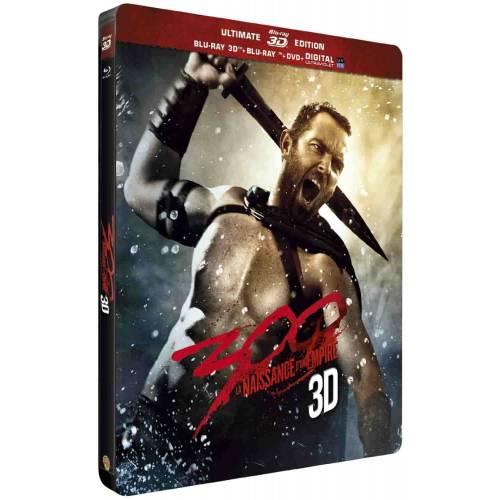 300 : LA NAISSANCE D'UN EMPIRE [ÉDITION ULTIMATE BLU-RAY 3D + BLU-RAY + DVD + COPIE DIGITALE]