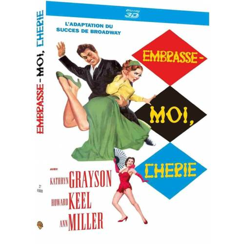 Blu-ray - Embrasse moi chérie