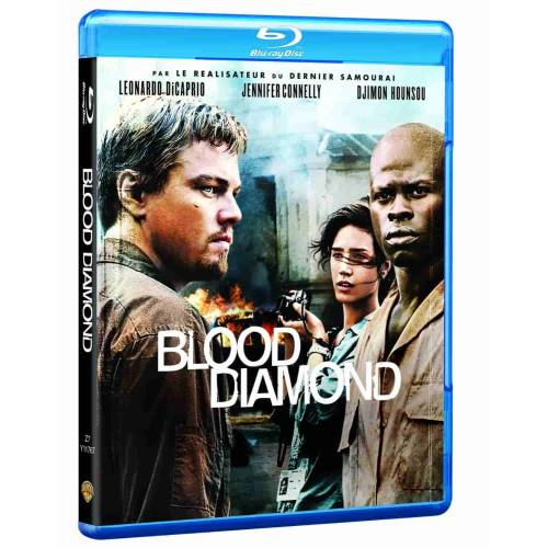 Blu-ray - Blood diamond