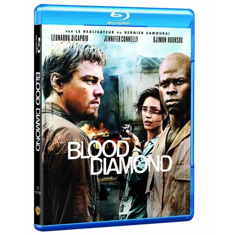Blu-ray - Blood diamond