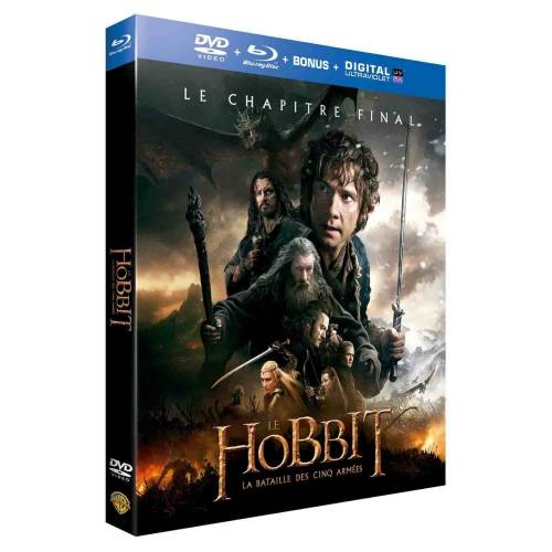 Blu-ray - Le Hobbit  : La bataille des Cinq Armées
