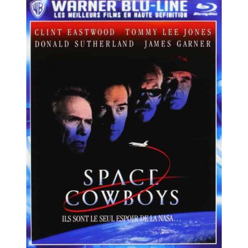 Blu-ray - Space cowboys