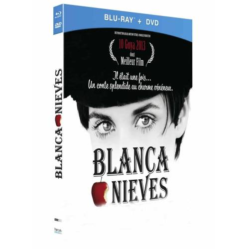 Blu-ray - Blancanieves - 5 blu-ray