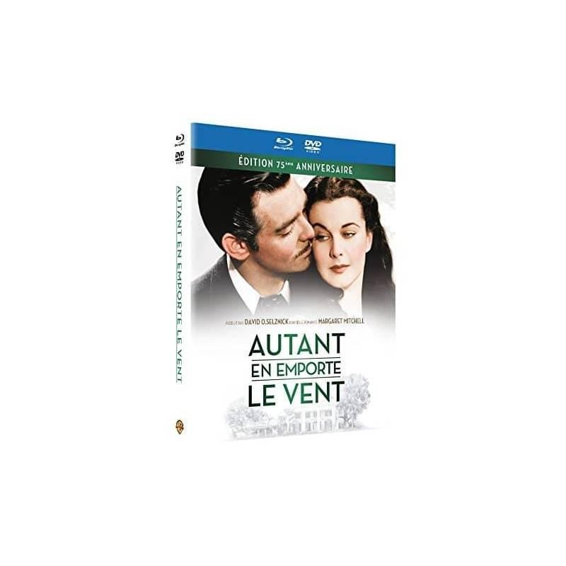 Blu-ray - Autant en emporte le vent - Edition 75ème anniversaire
