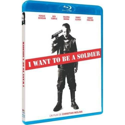 Blu-Ray - I WANT TO BE A SOLDIER