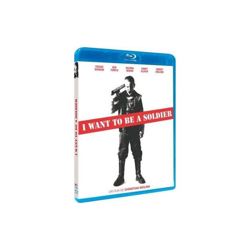 I WANT TO BE A SOLDIER [BLU-RAY]
