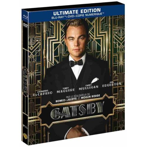 Blu-ray - Gatsby le magnifique - Ultimate edition