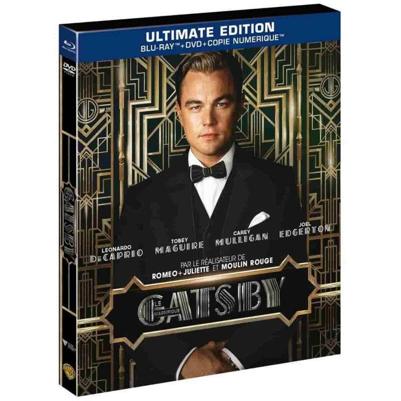 Blu-ray - Gatsby le magnifique - Ultimate edition