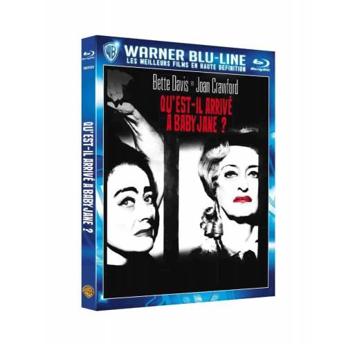 Blu-ray - Qu'est-il arrivé à baby Jane