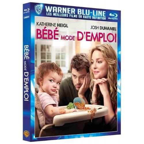 Blu-ray - Bébé mode d'emploi