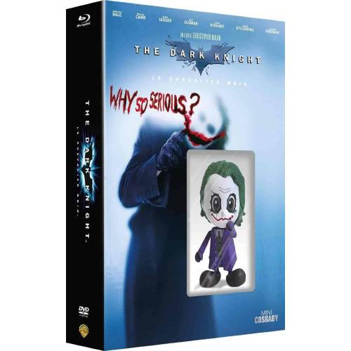 Blu-ray - Batman the dark knight / Édition limitée mini cosbaby