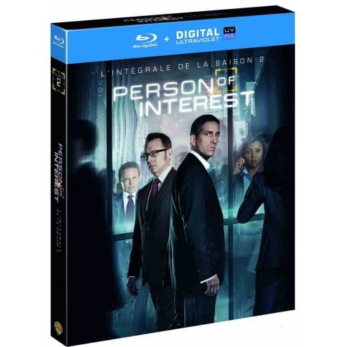 Blu-ray - Person of Interest : Saison 2