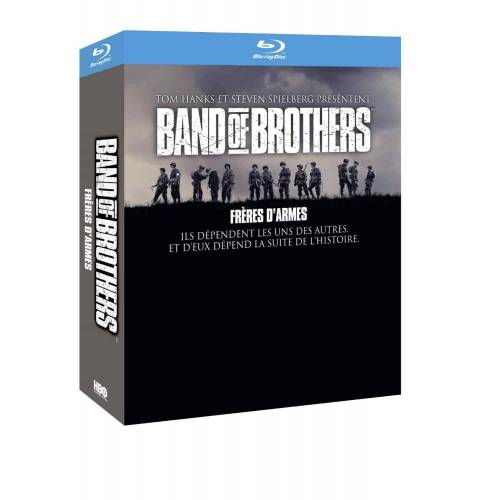 Blu-ray - Band of Brothers : Frères d'armes - Coffret 6 Blu-ray
