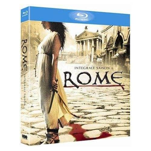 Blu-ray - Rome : Saison 2