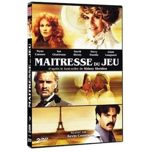 DVD - MAITRESSE DU JEU