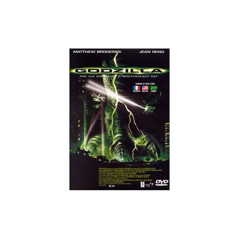 DVD - Godzilla