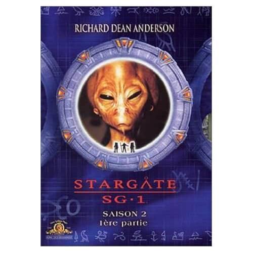 DVD - Stargate SG-1 : Saison 2 - Partie 1