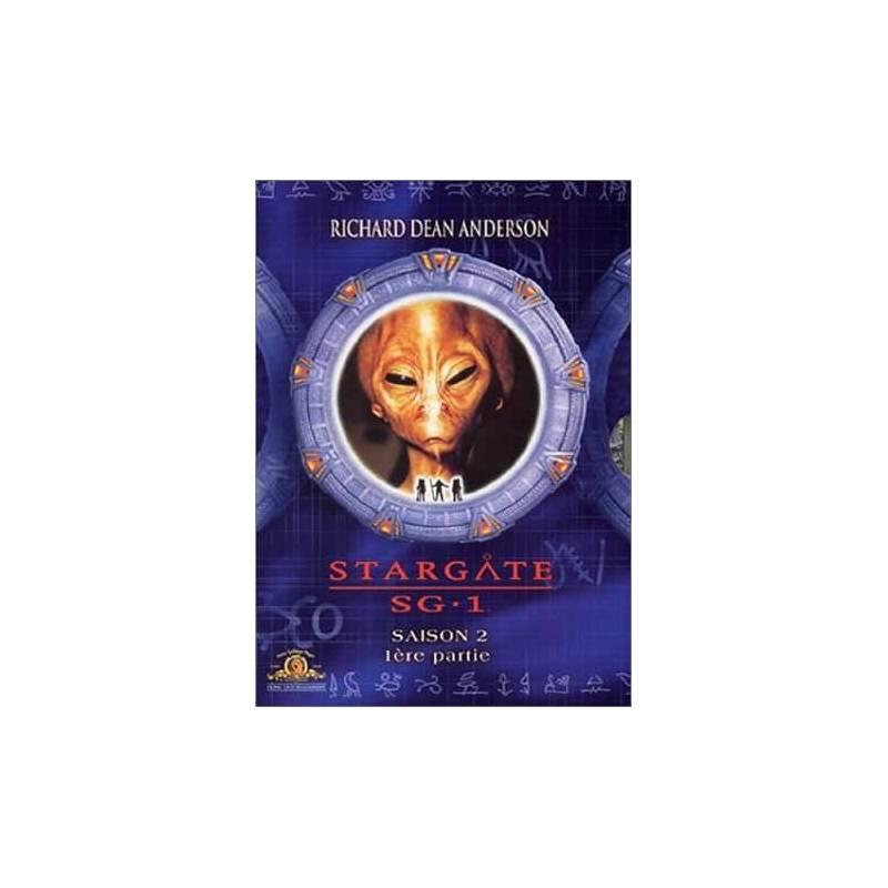 DVD - Stargate SG-1: Season 2 - Part 1