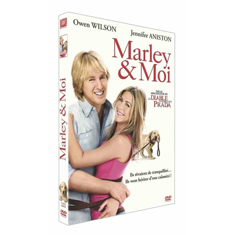 DVD - MARLEY AND ME