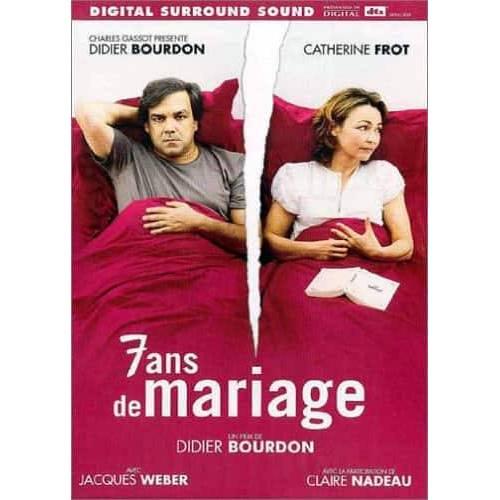 DVD - 7 ANS DE MARIAGE