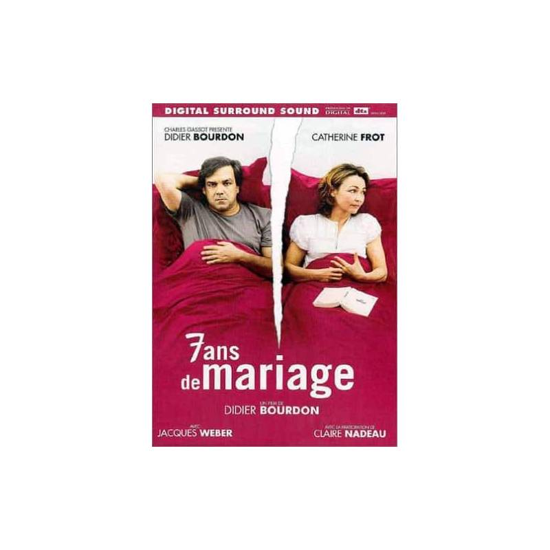 DVD - 7 YEARS OF MARRIAGE