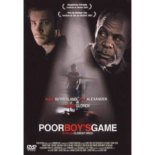 DVD - POOR BOY'S GAME