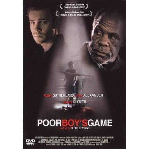 DVD - POOR BOY'S GAME