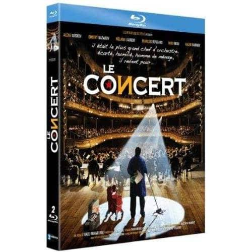 Blu-ray - Le concert