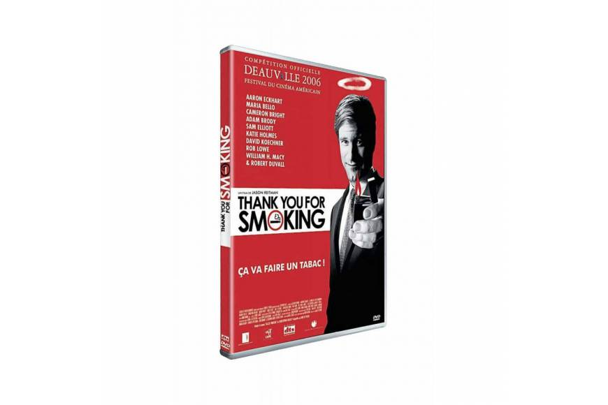 New - DVD - Thank you for smoking